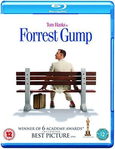 NEW Forrest Gump [Blu-Ray] (English audio. English subtitles) (Blu-ray)