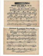 Indian Sheet Music