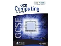 GCSE Computing revision text book OCR