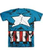 Marvel Heroes T Shirt