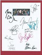 Nathan Fillion Autograph