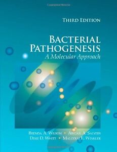 Bacterial Pathogenesis, A Molecular Approach