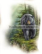 Black Bear Wall Decor