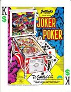 Joker Poker Pinball