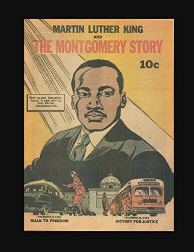 Martin Luther King and the Montgomery Story (Dec 1957) new printing