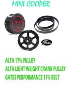 Mini Cooper supercharger Pulley