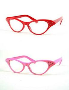 671ddb80fd Vintage Womens Cat Eye Glasses