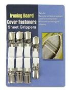 Bed Sheet Fasteners