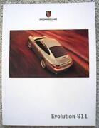 Porsche 911 Brochure