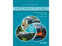 Hodder Gibson Intermediate/ National 5 Modern Studies