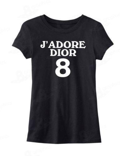 dior j 39 adore t shirt ebay