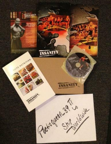 Insanity Workout 13 DVD New | eBay