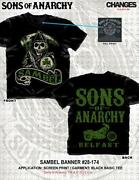 Sons of Anarchy Ireland