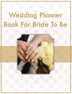 Wedding Planner Book For Bride To Be, Brand New, Free shippi