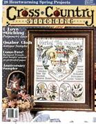Cross Country Stitching Magazine