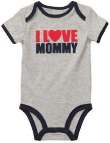 I Love Mommy Baby Amp Toddler Clothing Ebay