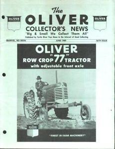 Oliver 77 Wiring Diagram - Wiring Schematics on