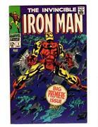Iron Man 1 1968