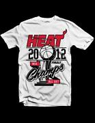 Miami Heat Championship Shirt