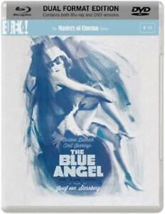 Blue Angel (Blu-ray and DVD Combo, 2013, 2-Disc Set)