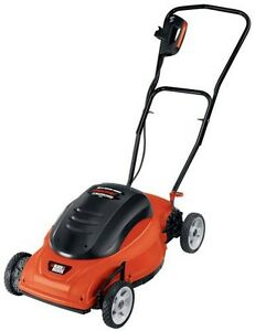 Black and Decker mulching - Tondeuse électrique