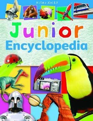 Very Good, Junior Encyclopedia, Miles Kelly, Paperback