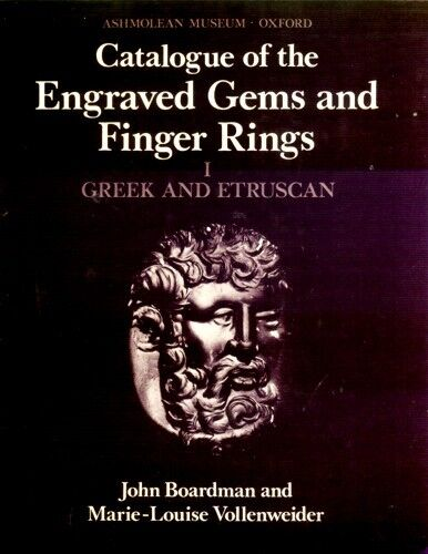 Ancient Engraved Gems Finger Rings Etruscan Persia Greek Hellenic Jewelry Oxford