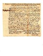 Massachusetts Document
