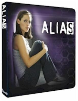 Inkworks Alias Season 3 Trading Card 3-Ring Binder Collectors Album Looseleaf