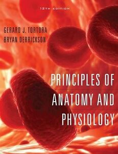 Principles of Anatomy and Physiology Hardcover 12th edition Kitchener / Waterloo Kitchener Area image 1