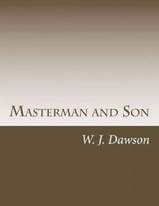 Masterman and Son 9781514613108 -Paperback