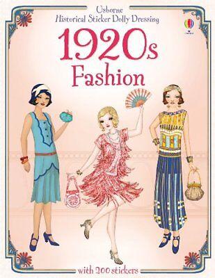 1920s Fashion (Historical Sticker Dolly Dressing) (U... by Emily Bone 1409537234