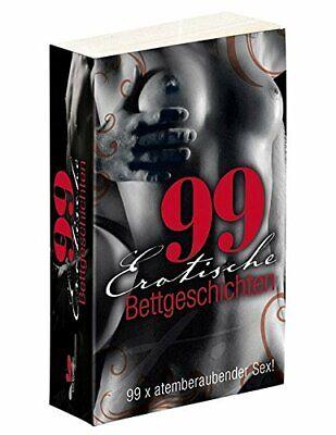 Buch - 99 Erotische Bettgeschichten - Atemberaubender Sex - Erotik Porno Liebe