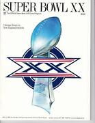 NFL Football Programs
