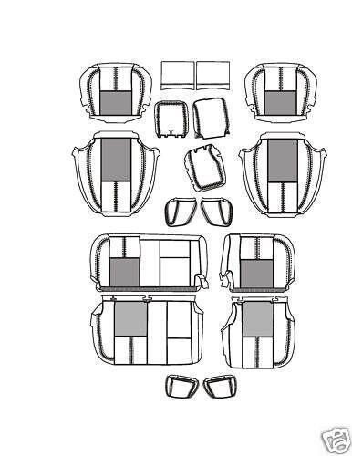 silverado oem seat covers
