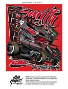 Sprint Car T Shirt