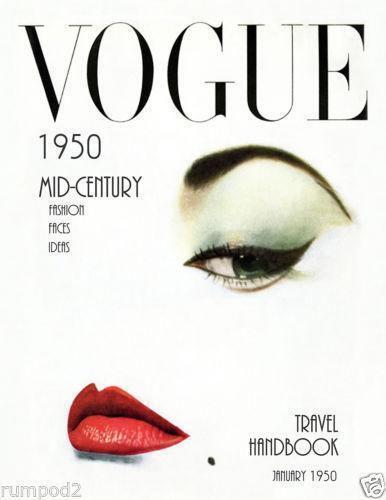 Fashion Poster Ebay