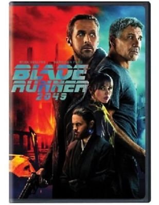 Blade Runner 2049 (DVD, 2018) Action, Adventure NOW SHIPPING !
