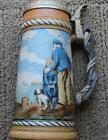 Norman Rockwell Beer Stein