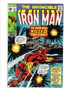 Silver Age Iron Man Comics