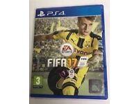 FIFA 17 SONY PLAYSTATION 4 PS4