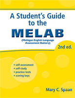 A Student's Guide to the MELAB, 2nd edition