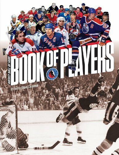 NEW Hockey Hall of Fame Book of Players