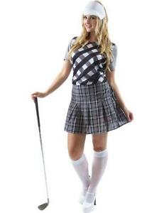 Ladiesu0027 Golf Fancy Dress  sc 1 st  eBay & Golf Fancy Dress | eBay