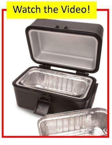 portable food warmer