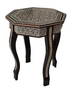 Octagon Coffee Tables