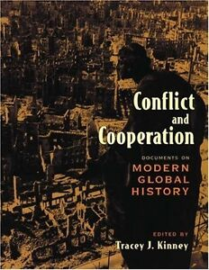 Conflict and Cooperation : Modern Global History - Book ★★★