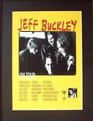 Jeff Buckley Poster