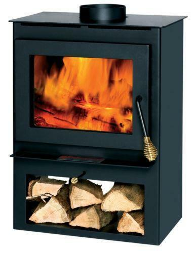 Small Wood Stove