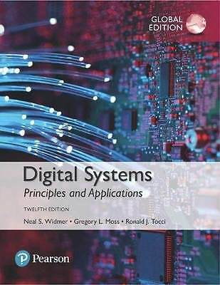 Digital Systems By Widmer  Global Edition